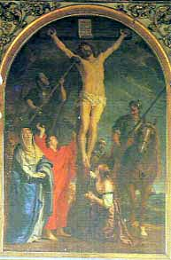 The Christ On The Cross, by Gaspar de Crayer