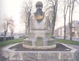 The monument of 27 Ventose an III